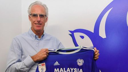 Mick McCarthy is the new Cardiff City manager