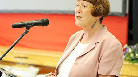 Sue Whitaker, chairman of Norfolk County Council's adult social care committee. Picture: Matthew Ush