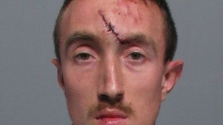 Steven Samuel (pictured), 21, of Soham pleaded guilty at Ipswich Crown Court to causing the death of