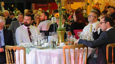 The EDP Norfolk Food and Drink awards at the Norfolk Showground. Picture: DENISE BRADLEY