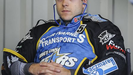 Kenneth Bjerre. Picture: Matthew Usher.