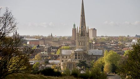 Library picture of Norwich.
