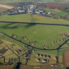 The RAF Coltishall site. Picture; MIKE PAGE