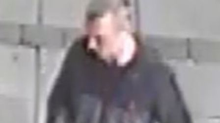 Police investigating a bike theft in Norwich have released a CCTV image of a man they wish to speak