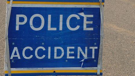 Emergency services were called to a crash on the A149 this afternoon.