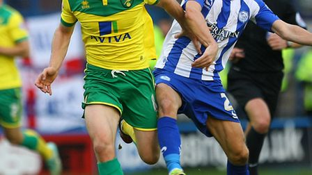 Jonny Howson is ready to step into the breach, with Norwich City missing injured duo Vadis Ofoe and
