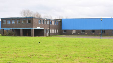 The former Zephyr Cams site on the South Lowestoft industrial estate.