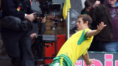 Former Norwich City striker Grant Holt is now poised to face his old side at Carrow Road for the fir