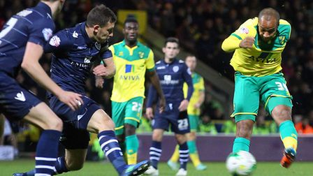 Norwich City midfielder Vadis Odjidja-Ofoe made his home league debut in the 1-1 draw against Leeds.