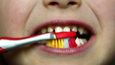 The extent of children's tooth decay in Norfolk has been revealed. Image: PA