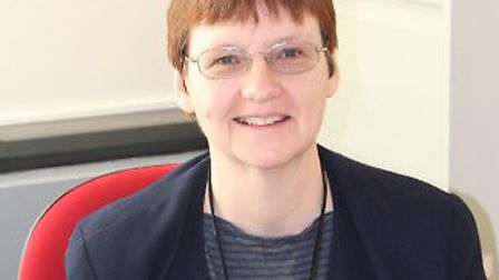 Lucy Macleod, interim director of public health, at Norfolk County Council.