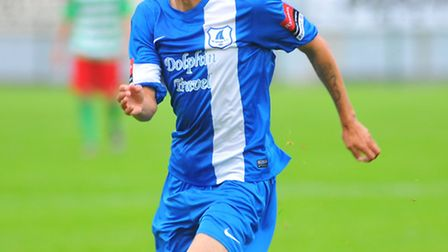Remy Gordon and Wroxham will be looking to get back to winning ways this afternoon. Picture: STEVE A