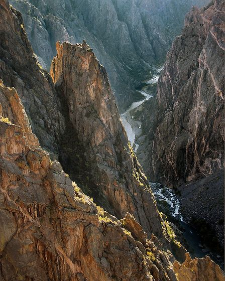 Light in the Canyon by Val Walker was among the award winners in North Norfolk Photographic Society's latest contest.