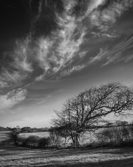 The Hangs by Andy Bamforthwas among the award winners in North Norfolk Photographic Society's latest contest.