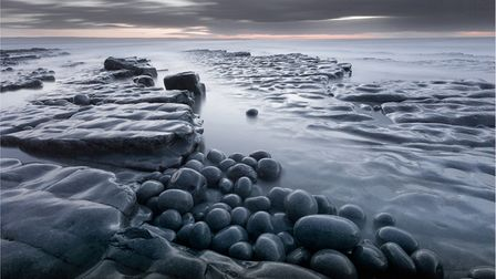 Boulders and slabs by Paul Richards