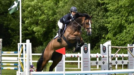 Bicton Arena eventing still on the sporting menu