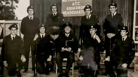 Ely Squadron mark 80-year anniversary