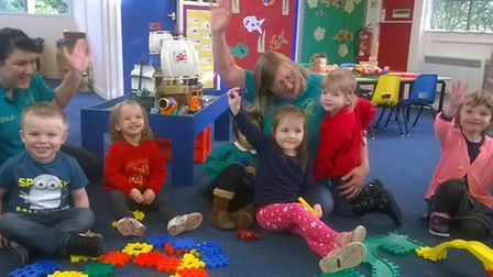 Mattishall pre-school has had a successful first half term after reopening in September eight months