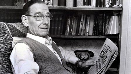East Anglian Daily Times journalist Alfred Bowden broke the story back in 1939 Picture: ARCHANT LIBR