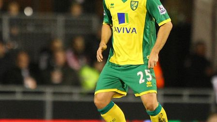 Ex-Norwich City midfielder David Fox is out to make up for lost time at Colchester. Picture by Paul