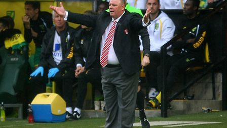 Rotherham United manager Steve Evans felt his side were good value for a point in a 1-1 Championship