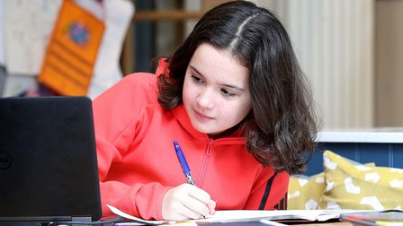 Thousands of pupils will continue to learn from home until at least March 8.