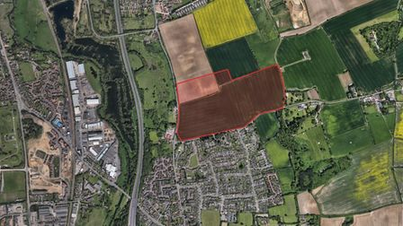 Plans for 269 news homes in Barham have been approved