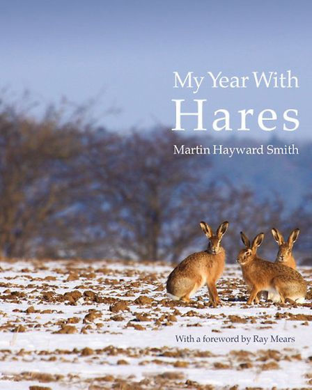 My Year With Hares by Martin Haywood Smith