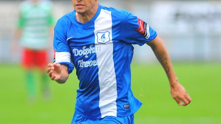 Remy Gordon got a consolation for Wroxham in their defeat to Harlow Town.