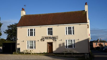 The Manor pub in Great Holland was on the market for a year before the owners started considering it for housing