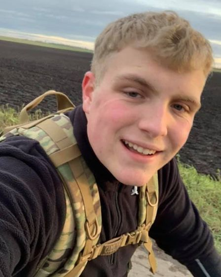 Cambs cadet to walk 190 miles in lockdown