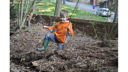 Youngsters will get ideas about what to do on a walk from a free live online session run by outdoor education tutors based in East Bergholt