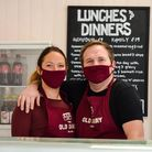 Joanne and Ryan White have taken the reins atThe Old Dairy, in Hungate, Beccles.