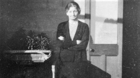 Edith Pretty was deemed the owner of the treasures, but she donated them to the nation