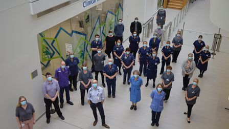 Norfolk and Norwich University Hospital and the Quadram Institute have played a key role in the development of the new...