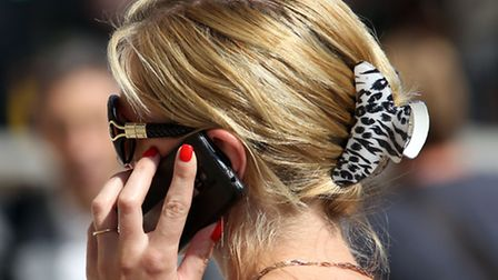 Norfolk's MPs could be asked to lobby for mobile phone companies to allow 'roaming'. Photo: Steve Pa