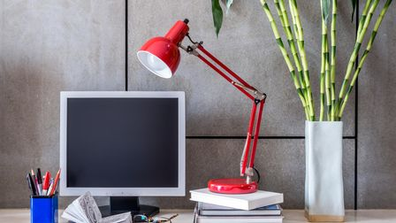 Keeping your desk free of clutter is a quick and easy way to help boost your productivity