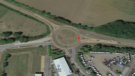 """A recommendation for a """"Pegasus"""" crossing on the Lancaster Way roundabout in Ely has received cross-"""