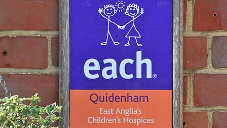 The East Anglia's Children's Hospice at Quidenham.Picture by SIMON FINLAY.