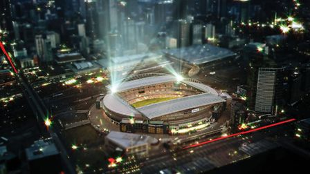 The 2015 FIM Speedway World Champion will be crowned Down Under as Melbourne's Etihad Stadium hosts
