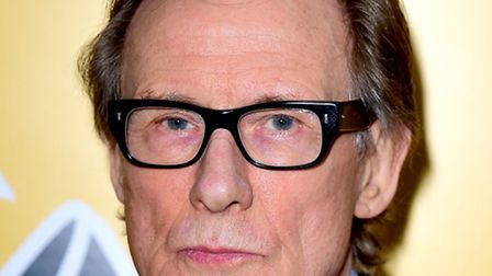 Bill Nighy will play Sergeant Wilson. Pic: Ian West/PA Wire