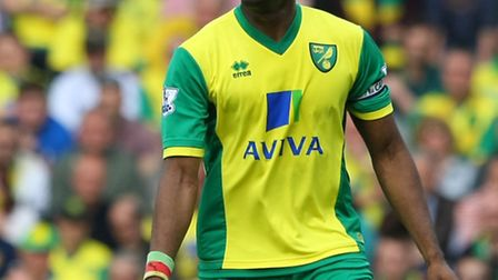 Norwich City's on-loan defender Sebastien Bassong is looking forward to his first experience of the