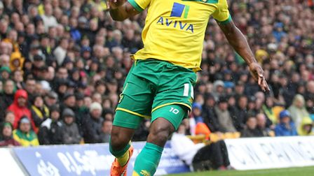 Cameron Jerome knows the hard work is only starting at Norwich City this season. Picture by Paul Che