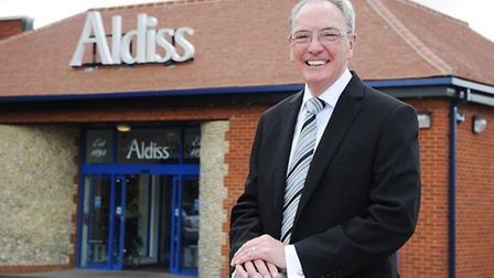 Aldiss managing director Paul Clifford says the company is enjoying its best year in a decade.