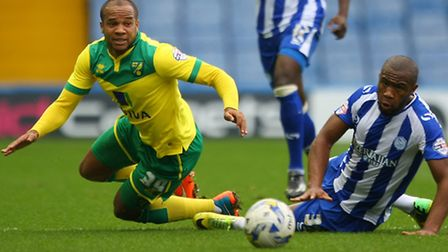 Norwich City midfielder Vadis Odjidja-Ofoe is seeing a specialist after a setback on his return from