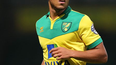 Elliott Bennett may be spending more time away from Carrow Road. Picture: RICHARD CALVER/FOCUS IMAGE