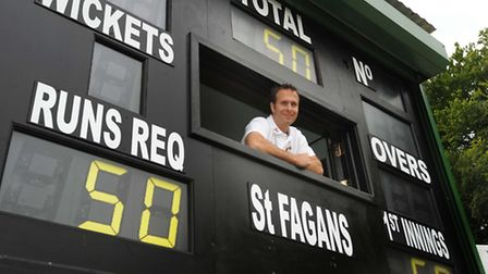 The WNSP, like Michael Vaughan, is able to celebrate 50 not out. Picture: BARRY BATCHELOR