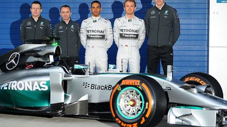 A season of beauty for Mercedes should get a fitting climax in Abu Dhabi this weekend.