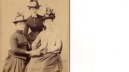 Photos belonging to family of Alice Embling