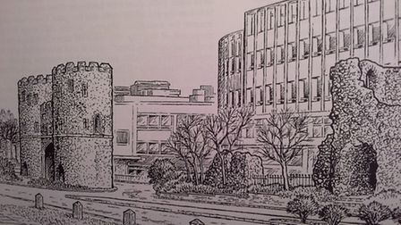 What might have been: How St Stephen's Gate (demolished in 1793) would have looked in 21st-century N